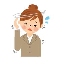 自律神経の乱れによる不調